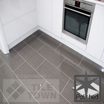 Picture of Lounge Dark Grey Polished