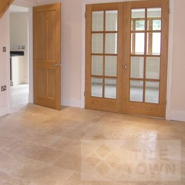 Picture of Prestige Travertine Floor