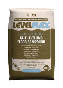 Tilemaster Levelflex Levelling Compound Tiles Bathroom
