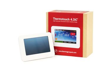 Picture of Comfortzone Thermotouch 4.3iC Thermostat