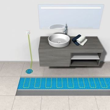 Picture of Vario PRO 61m Underfloor Heating Cable