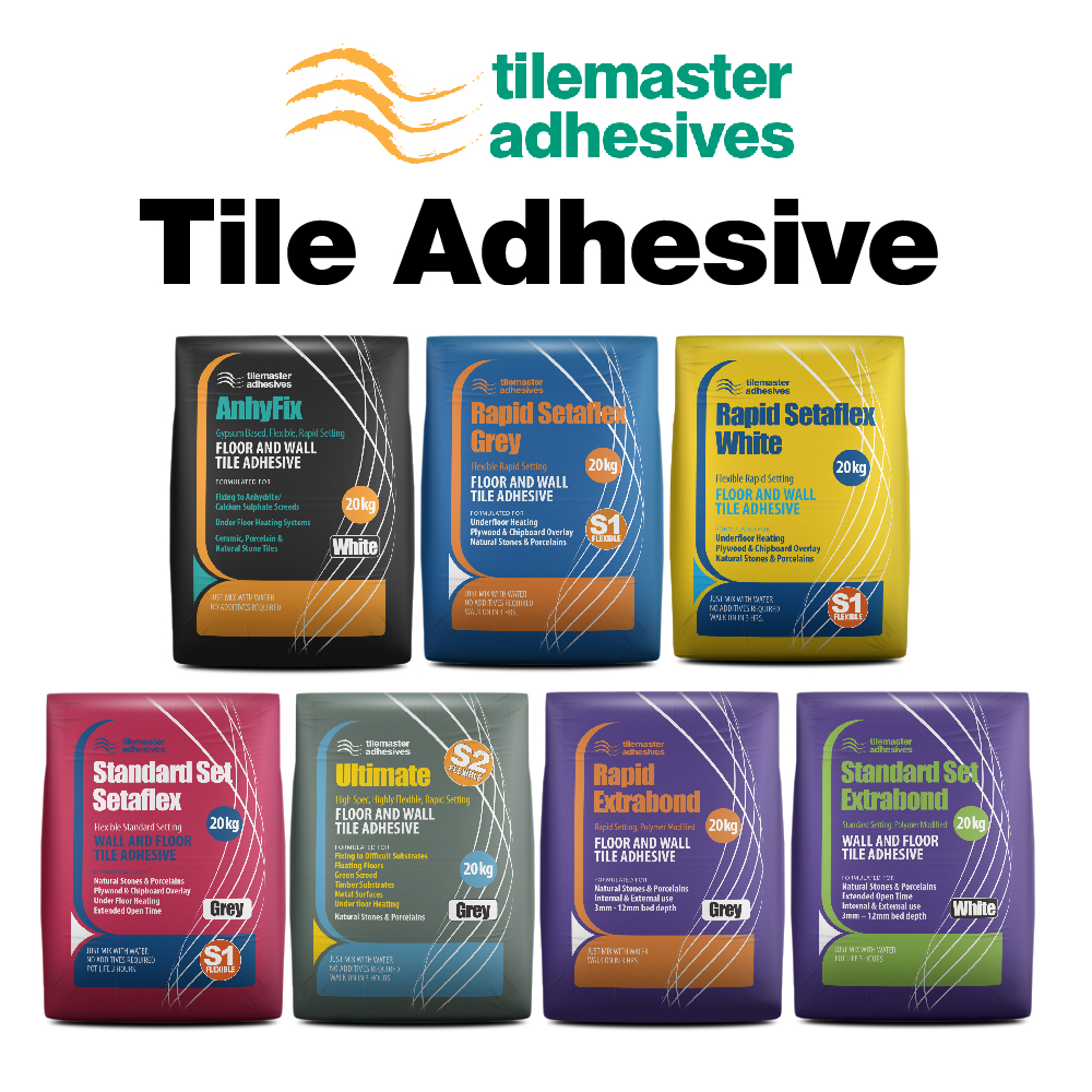 Tilemaster tile adhesive preparation products tilemaster tile adhesive dailygadgetfo Image collections