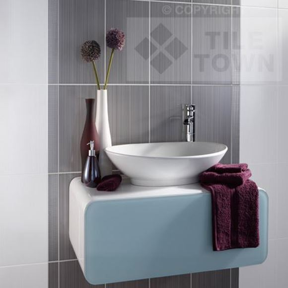 bathroom feature wall tiles fusion white grey bathroom wall tile 15830