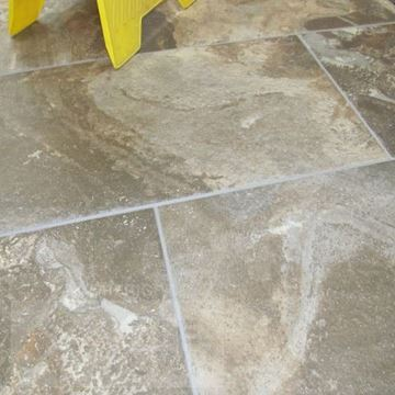 Karachi marron Porcelain floor  tile