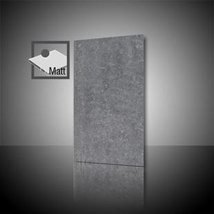 Picture of Lounge Dark Grey Matt 30x60 cm Porcelain Tile