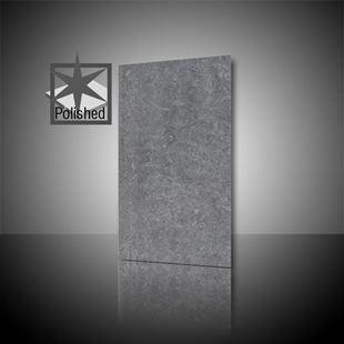 Picture of Lounge Dark Grey Polished 30x60 cm Porcelain Tile