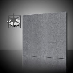 Picture of Lounge Dark Grey Polished 60x60 cm Porcelain Tile