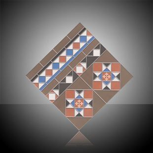 Picture of Chatsworth Border Tile