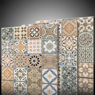 Picture of Provenza Deco Porcelain Tile