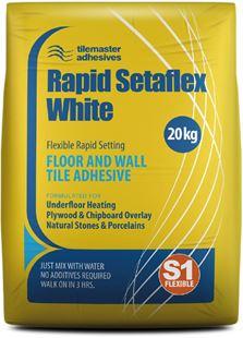 Picture of TM Rapid Setaflex White