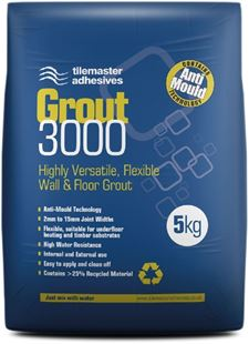 Picture of TM Grout 3000 Light Grey
