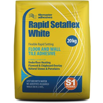 Picture of Rapid Setaflex White