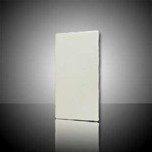 Picture of Chic Dark White Ceramic Tile