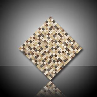Picture of G30152 Athens Beige Mosaic Tile