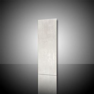 Individual Anza blanco wall tile.