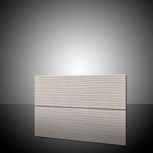 Individual bay duna marfil wall tile.