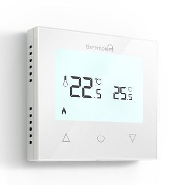 Picture of Thermotouch 5215 Glass Manual Thermostat