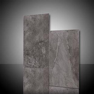Individual canada black tile.