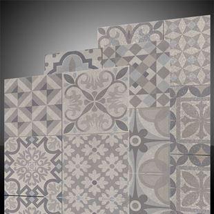 Picture of Skyros Grey Porcelain Tile