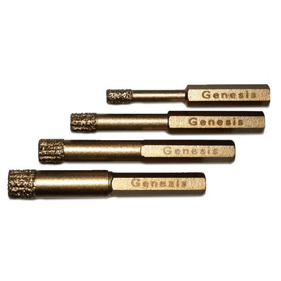 Picture of Dry Diamond Drill Bits