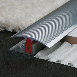 Picture of TTG409.91 Silver Carpet to Tile Strip