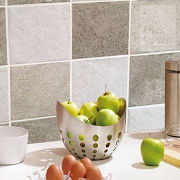 Alpstone beige mix 10 x 10 cm wall tile