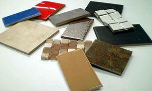 Picture of Rapolano Grey Tile (FREE SAMPLE)