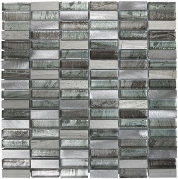 Picture of G30222 Metalic Mix Mosaic