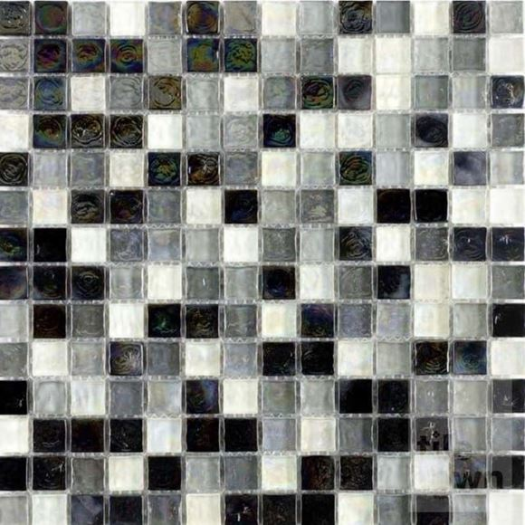 Picture of G30044 Hammered Black Mosaic