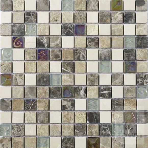 Picture of G30063 Empredor Cream Mosaic