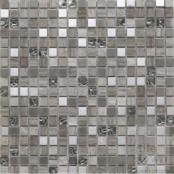 Picture of G30134 Cedar Grey Mix Mosaic