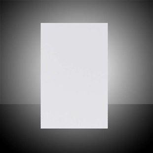 Picture of Flat Matt White 25x40 cm Ceramic Tile