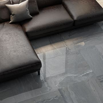 Whitehall Gris Floor Tile