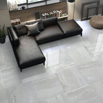 Whitehall Pearl Floor Tile