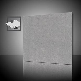 Picture of Lounge Light Grey Matt 60x60 cm Porcelain Tile