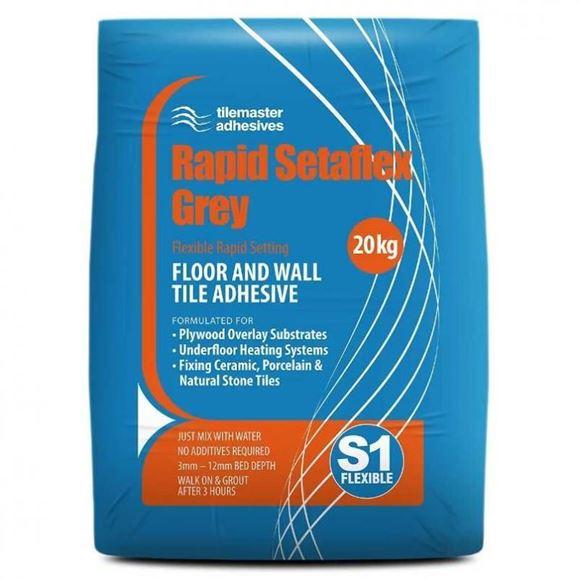 Picture of Rapid Setaflex Grey